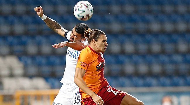 Galatasaray kabustan uyanamadı