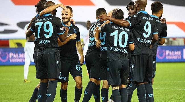 Gaziantep FK-Trabzonspor muhtemel 11'ler