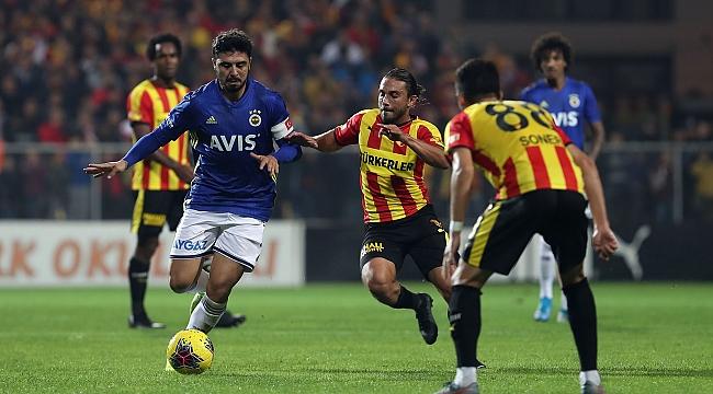 Göztepe - Fenerbahçe muhtemel 11'ler