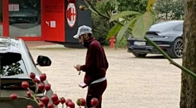 Hakan Çalhanoğlu sakatlandı