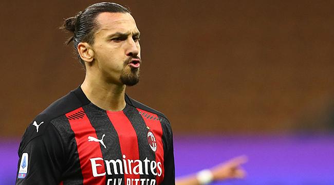 Ibrahimovic coştu, Milan derbiyi kazandı!