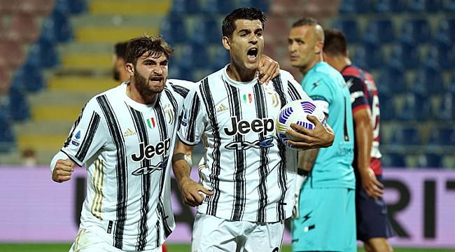 Juventus, Crotone'ye takıldı! Merih...