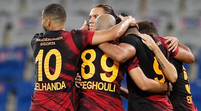 Kasımpaşa - Galatasaray muhtemel 11'ler