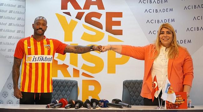 Kayserispor Fernandes'i transfer etti