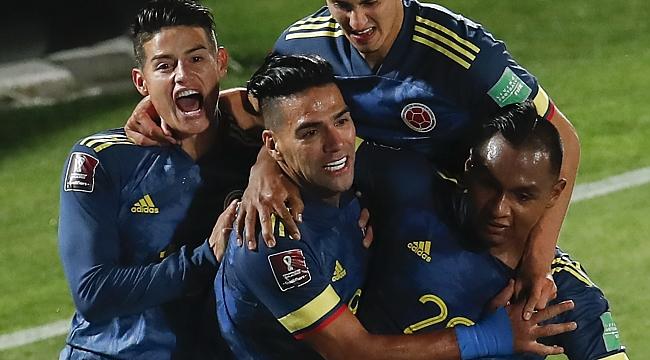Kolombiya'yı kurtaran isim: Falcao