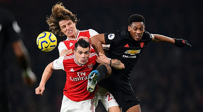 Man. United - Arsenal muhtemel 11'ler