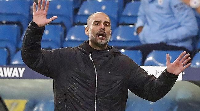 Manchester City'nin hilesi Twitter'dan kaçmadı!