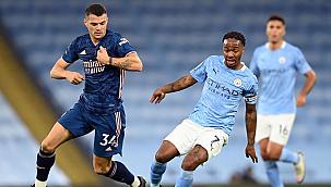 Manchester City, Raheem Sterling ile bir başka!