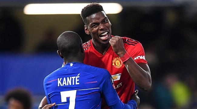 Man. United - Chelsea muhtemel 11'ler