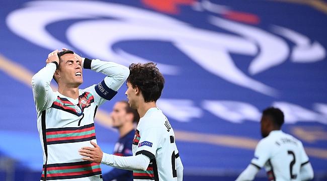 Ronaldo'nun Covid testi pozitif