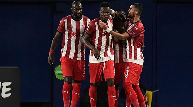 Sivasspor - Maccabi muhtemel 11'ler