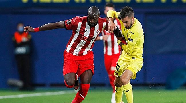 Sivasspor, Paco Alcacer'i durduramadı!