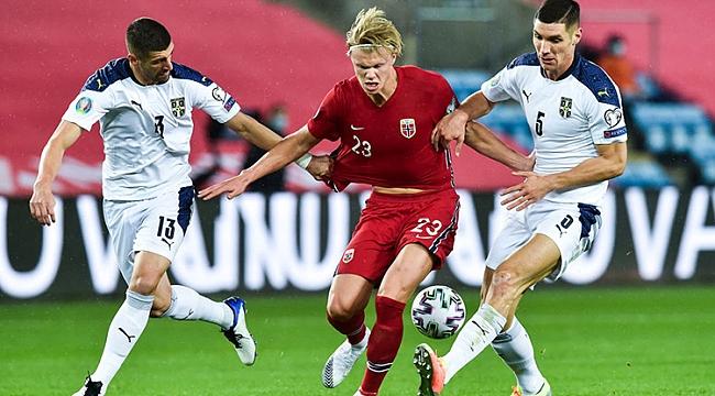 Sörloth, Omar ve Linnes, EURO 2020'de yok