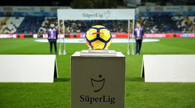 Süper Lig'de 5-6-7-8. hafta fikstürü açıklandı
