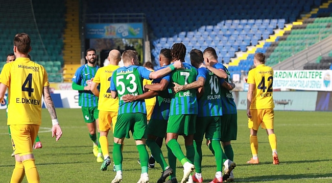 Süper Lig'de 8 gollü çılgın maç!