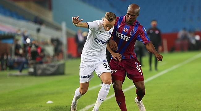 Trabzonspor 5 dakikada yıkıldı!
