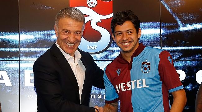 Trabzonspor'da ayrılık açıklandı