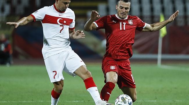 Türkiye - Sırbistan maçının iki kilit ismi