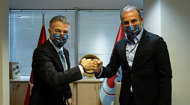Abdullah Avcı'nın Trabzonspor projesi