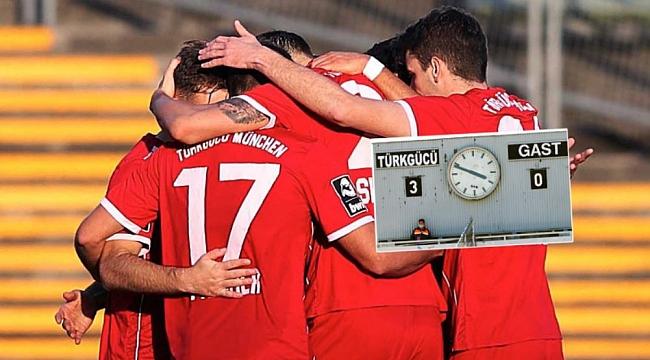 Almanya'da bir Türk takımı; Türkgücü