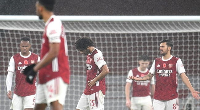 Arsenal sahasında büyük şok yaşadı! Net skor