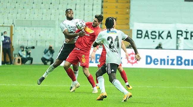 Beşiktaş, Cyle Larin ile 3 puanı kaptı!