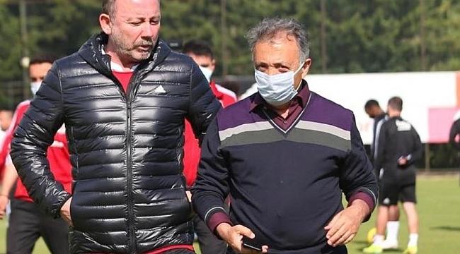 Beşiktaş'ta kritik zirve! Kadro dışılar, cezalar