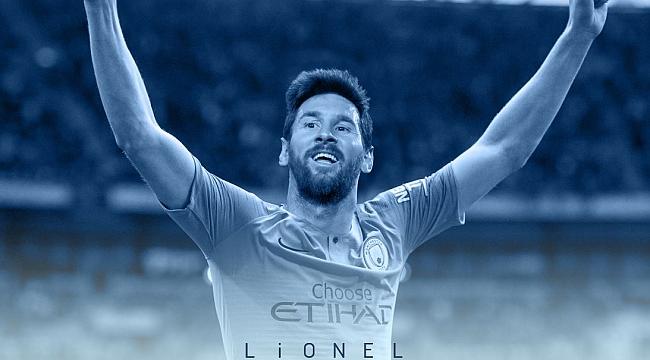 City'den Messi için transfer teklifi