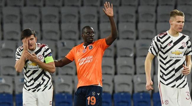 Demba Ba'dan MANU'ya 4. gol