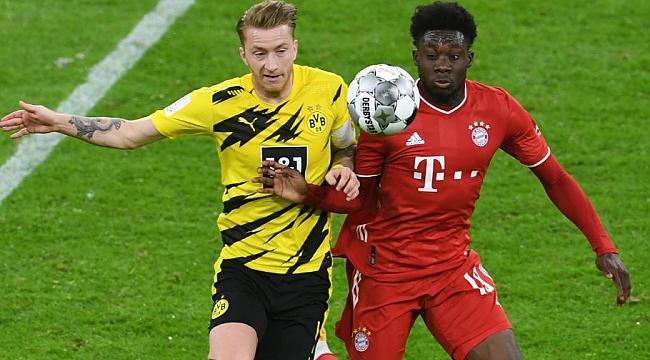 Dortmund - Bayern muhtemel 11'ler