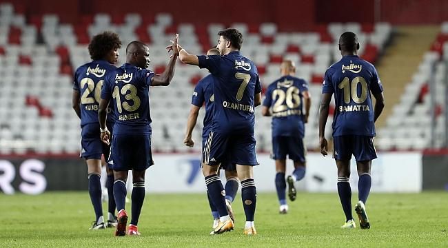 Fenerbahçe'nin rekor gecesi!