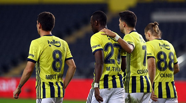 Fenerbahçe rahat turladı!