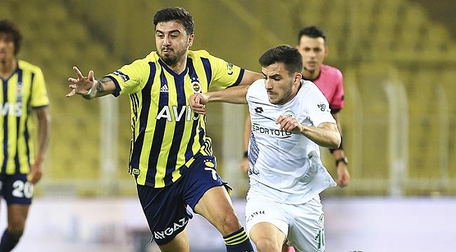 Fenerbahçe'ye Kadıköy'de 2 gollü şok!