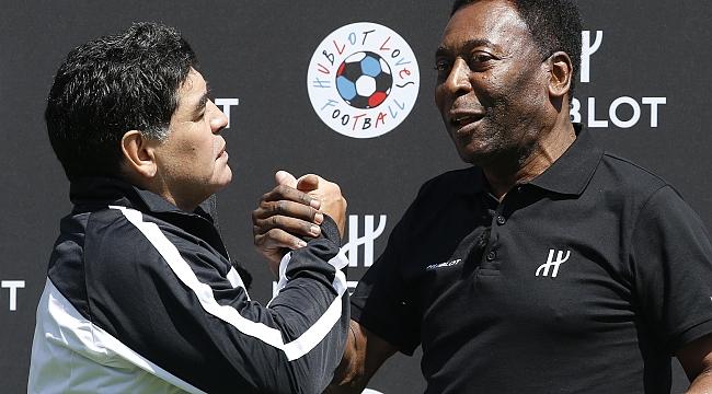 Futbol dünyası Maradona için yasta