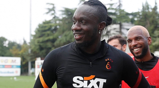 Galatasaray'da Diagne gözden düştü!