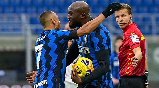 Inter 26 dakikada geri döndü! Tam 6 gol...