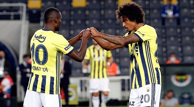 Luiz Gustavo durunca Fenerbahçe duruyor