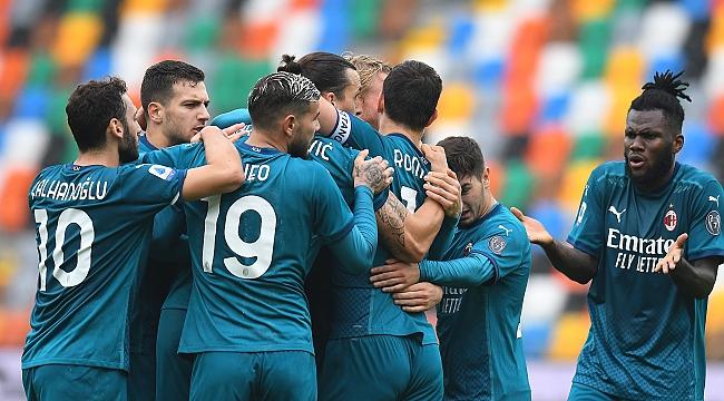 Milan, Serie A'da doludizgin ilerliyor!