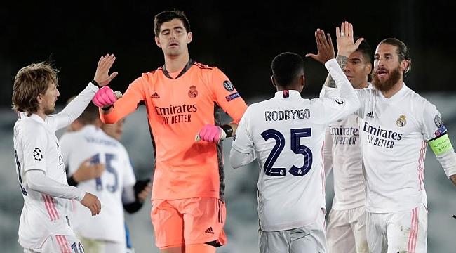 Real Madrid, Devler Ligi'nde hasretine son verdi