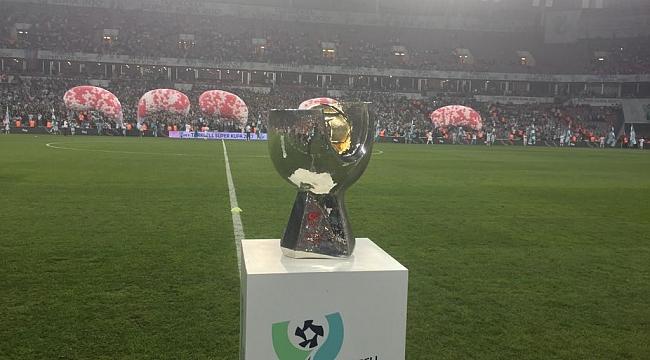 Süper Kupa Katar'da