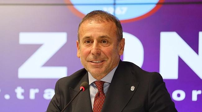 Trabzonspor'da Abdullah Avcı fırtınası!