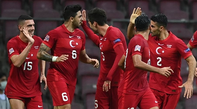 Türkiye-Hırvatistan muhtemel 11'ler
