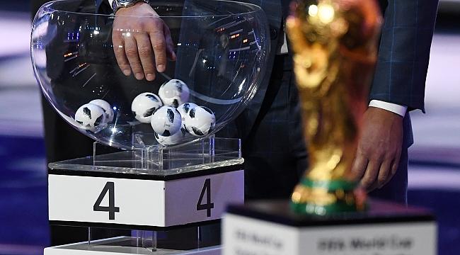 2022 Dünya Kupası Elemeleri kura çekimi