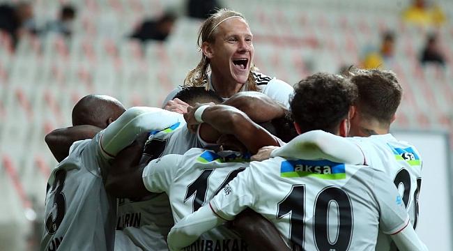Ankaragücü - Beşiktaş muhtemel 11'ler