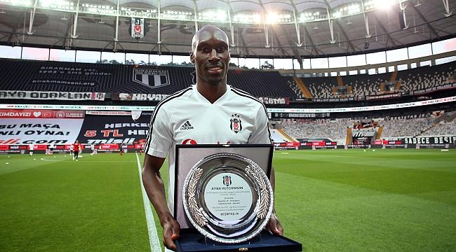 Atiba'dan samimi itiraflar; Beşiktaş ve teknik adamlık