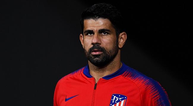 Atletico Madrid'de Diego Costa dönemi sona erdi!