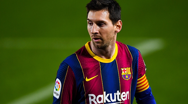 Barcelona'da Messi için açıklama