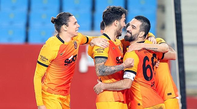 Dev maçta kazanan Galatasaray!