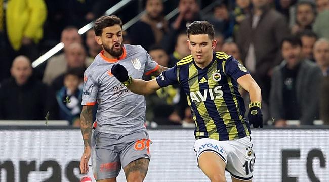 Fenerbahçe - Başakşehir muhtemel 11'ler