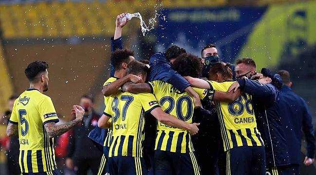 Fenerbahçe'de sakatlık raporu